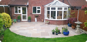 Landywood Landscaping Gallery