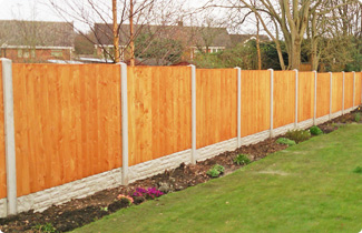 Landywood Landscaping Fencing
