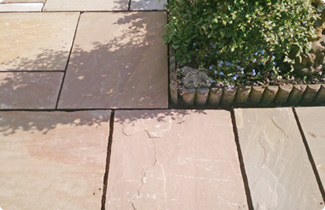Landywood Landscaping Natural Stone Patio Experts